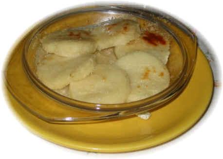 Gnocchis la romaine recette de cuisine italienne traditionnelle - Cuisine romaine traditionnelle ...